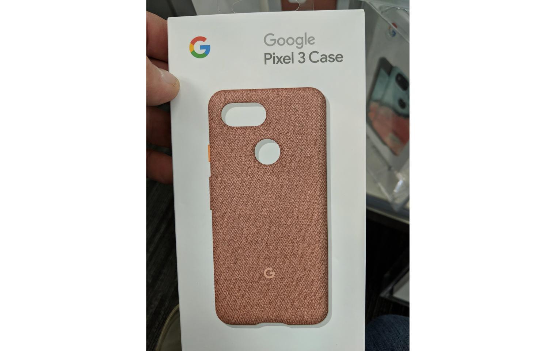 google pixel 3 fabric huelle not pink