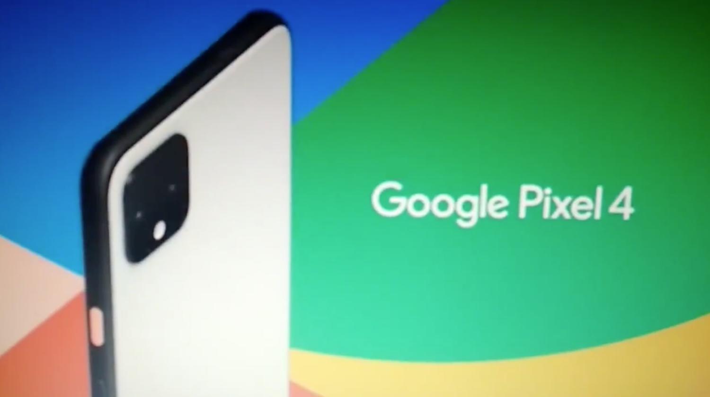 google pixel 4 spot