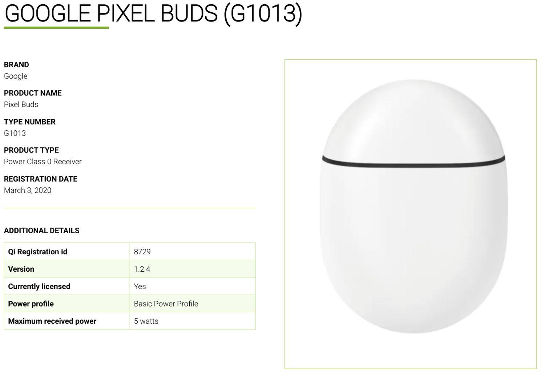 google pixel buds 2 case