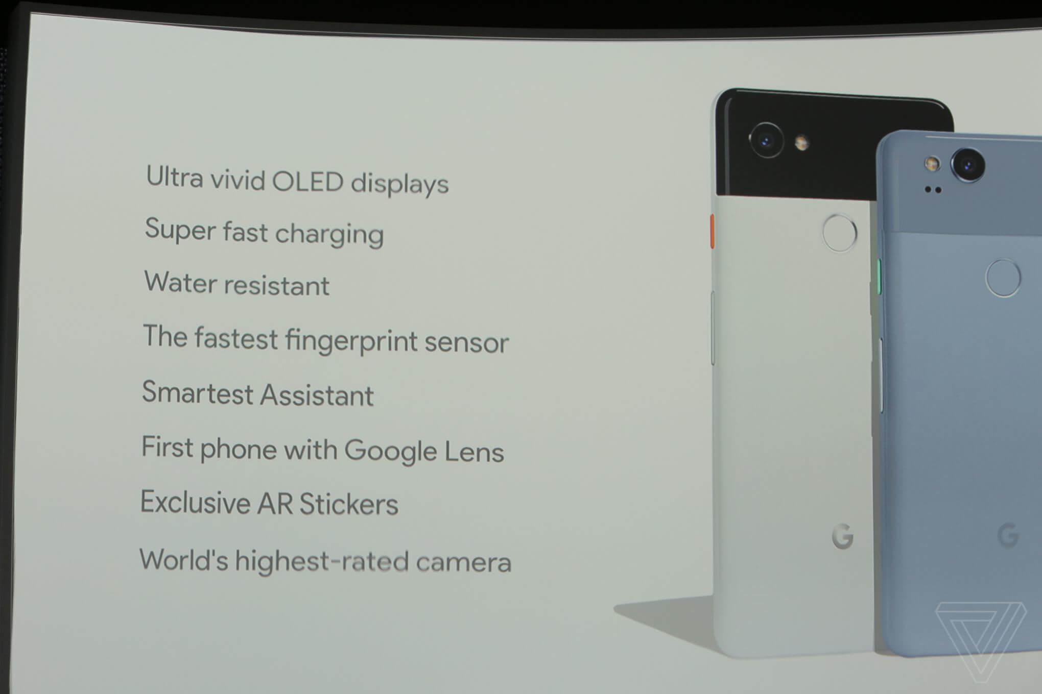 google pixel hardware