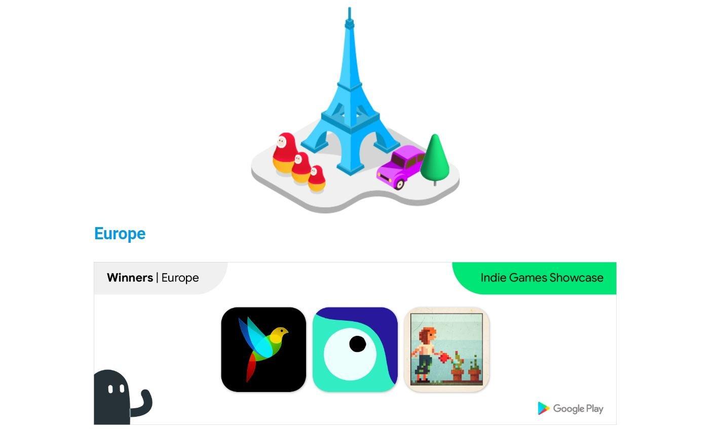 google play indie awards