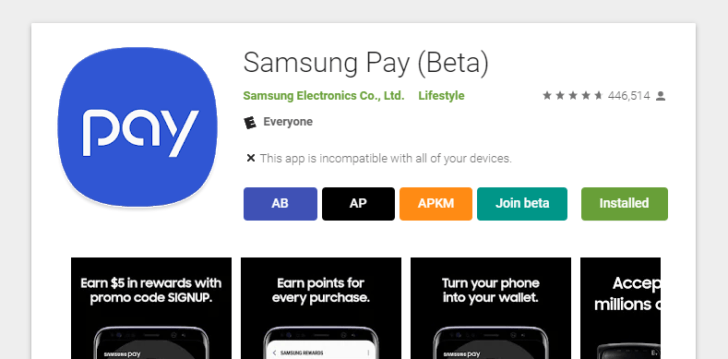 google play store beta