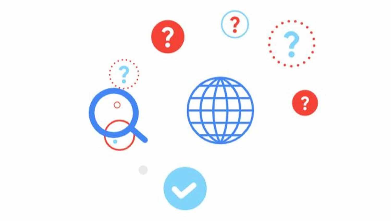 google question hub logo