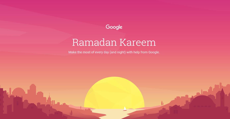 google ramadan