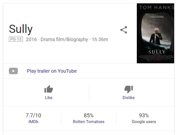 Konkurrenz für IMDb & Co.: Google testet Bewertung von Filmen ...