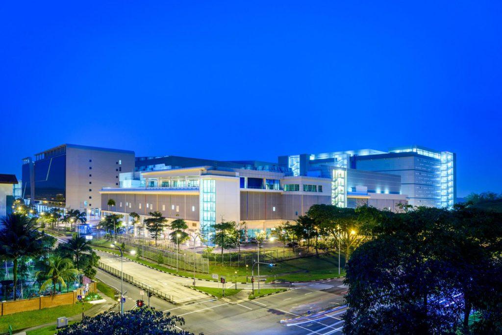 google rechenzentrum singapur aktuell