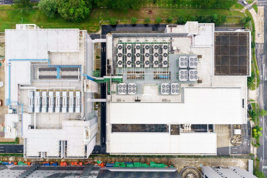 google rechenzentrum singapur aktuell top