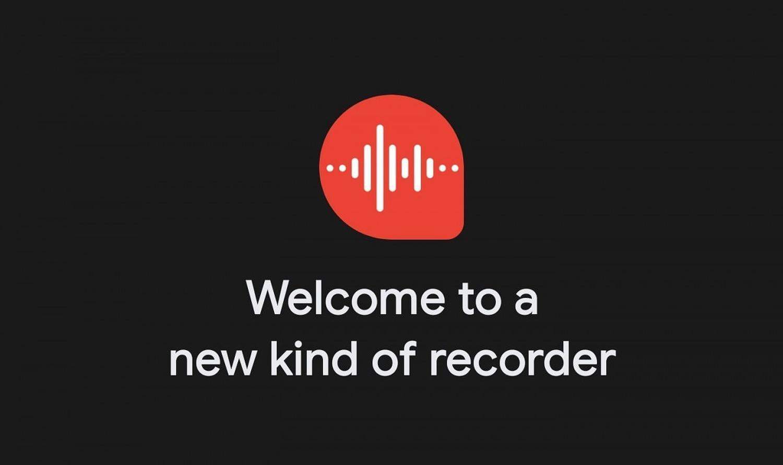 google recorder logo
