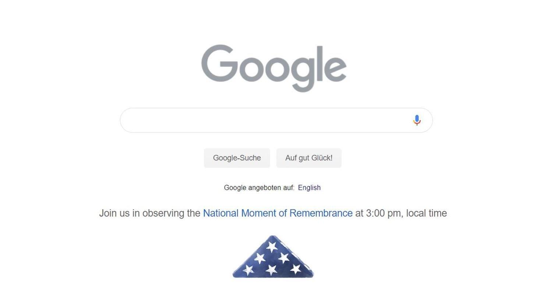 google remembrance