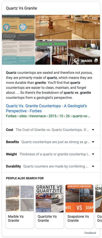 google search fakten