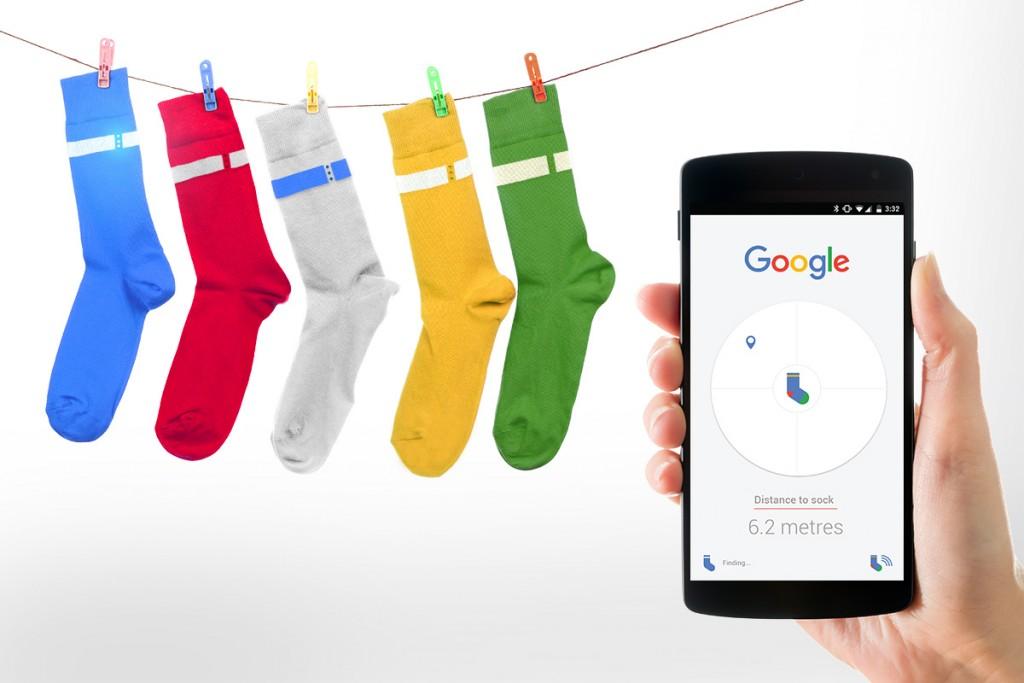 google search for socks