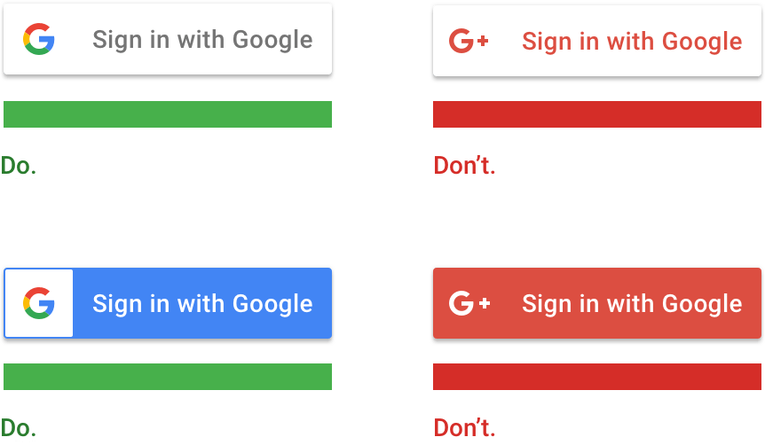google de login