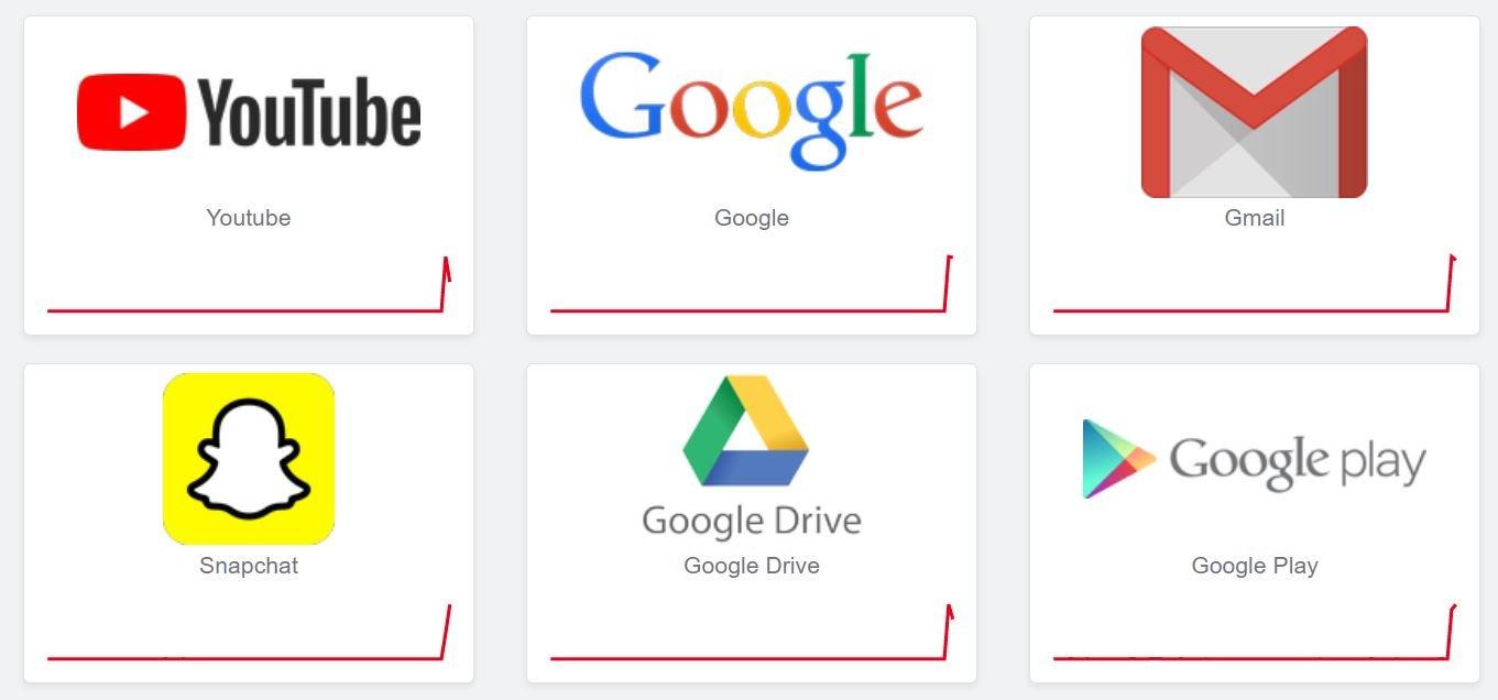 google störung