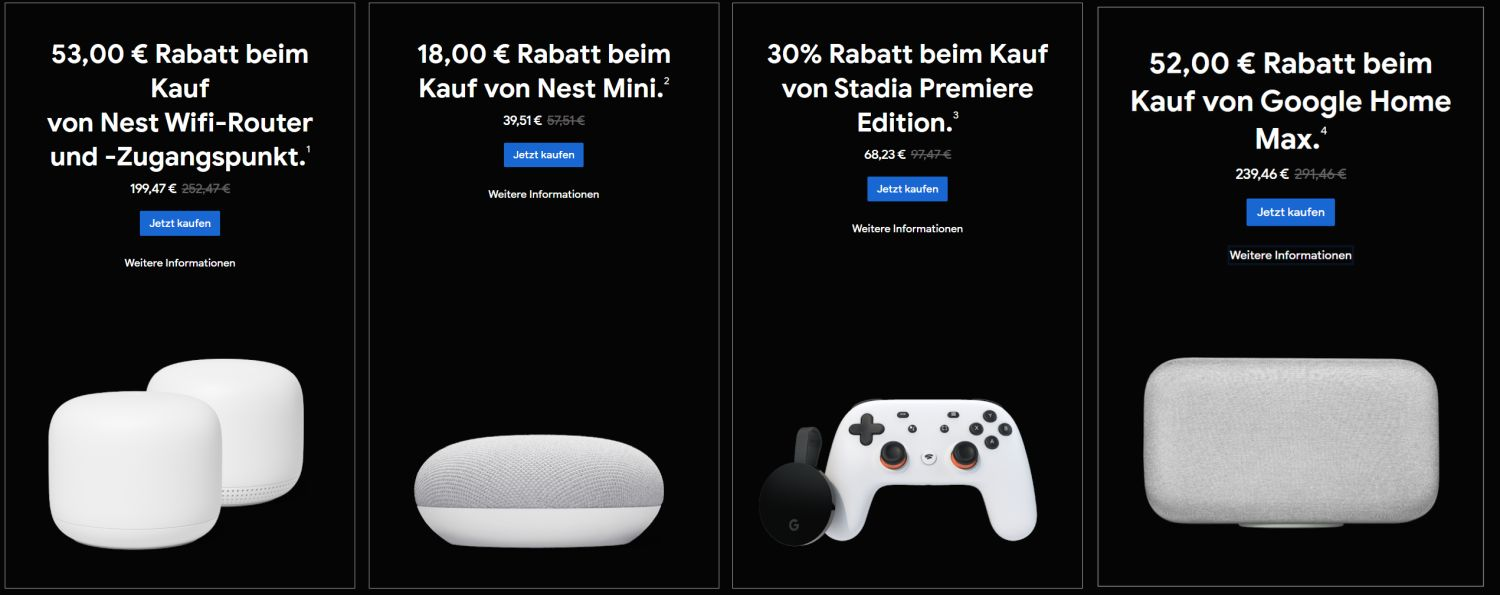 google store aktionen black friday 2020