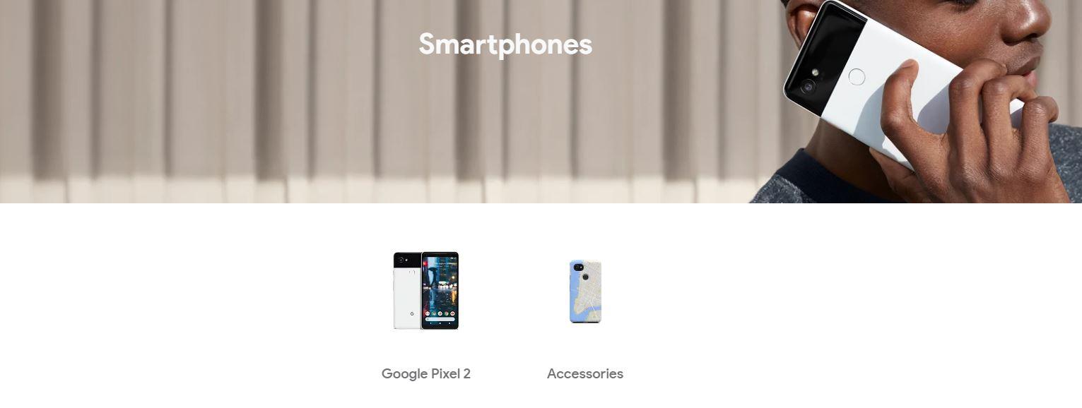 google store smartphones