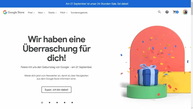google store überraschung 2021