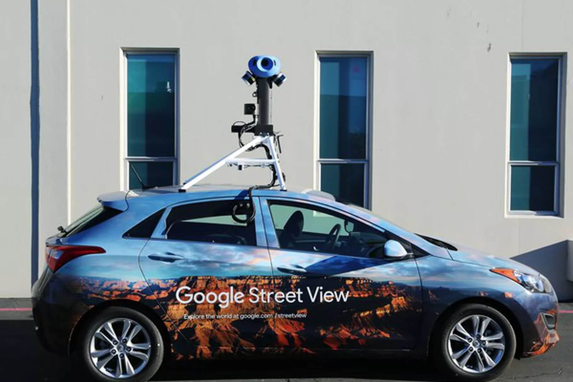 google streetview new