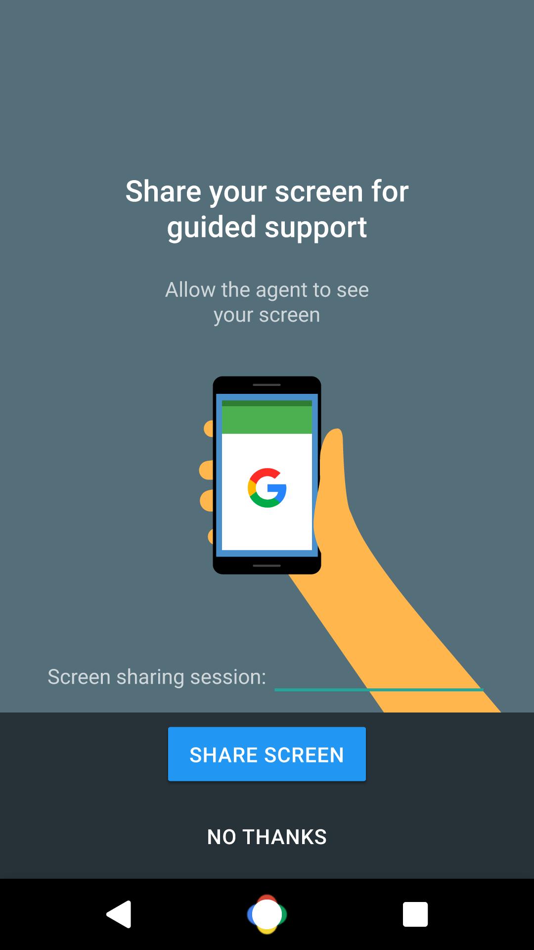 google support