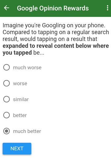 google-survey