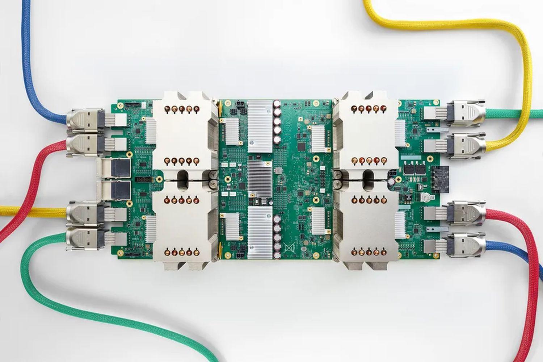 google tpu chip