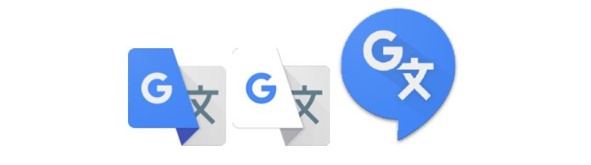 google translate icons