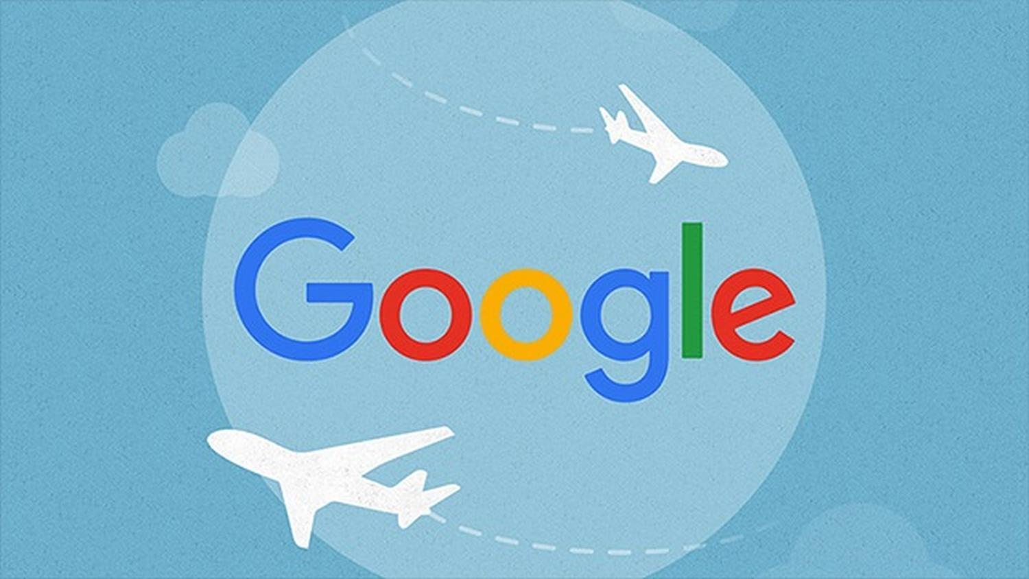 google travel logo