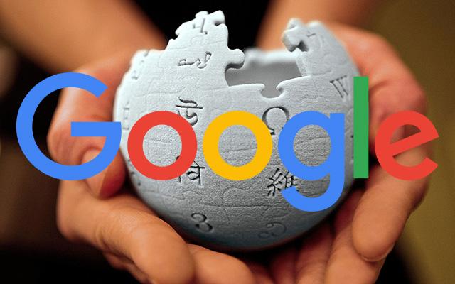 Google Wikpedia