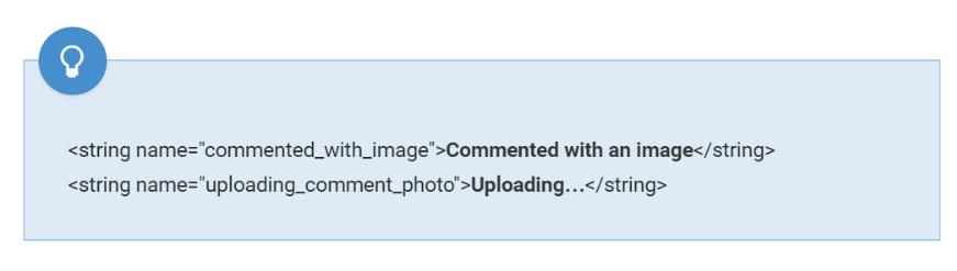 gplus image comments