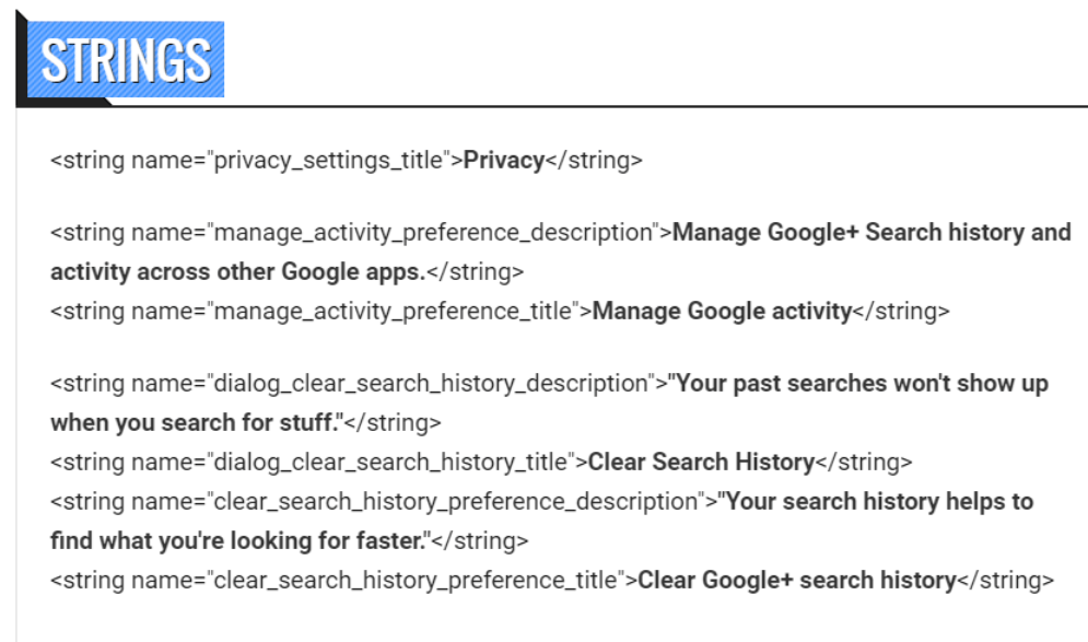 gplus privacy