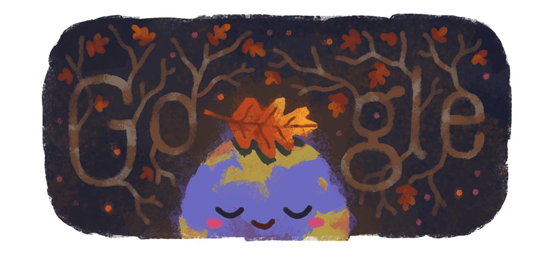 herbstbeginn 2019 google doodle