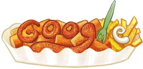 Google Doodle Currywurst-Erfinderin Herta Heuwers