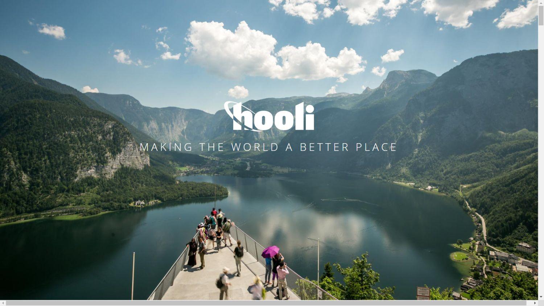 hooli website