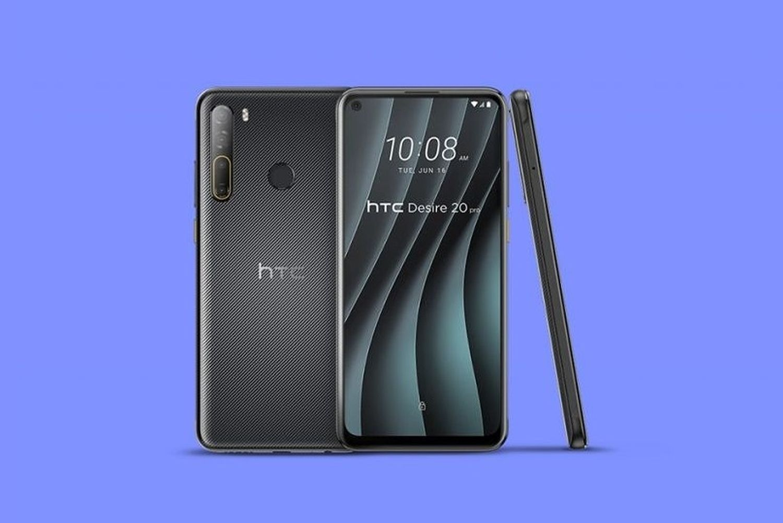 htc desire 20 pro smartphone