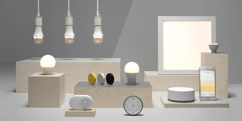 ikea smart home tradfri