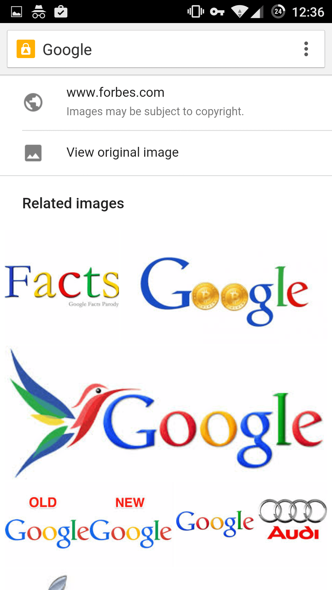 image search related