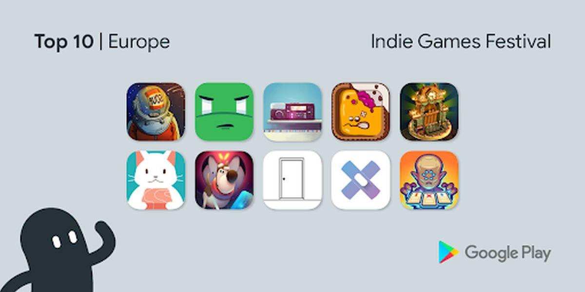 indie games festival 2020 top10 europe