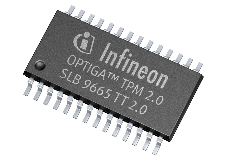 Infineon TPM Chip (Symbolbild)