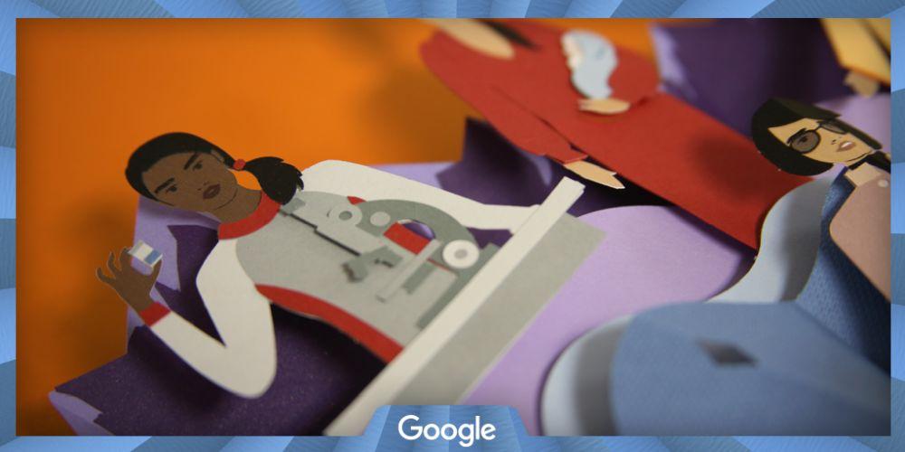 internationaler frauentag google doodle entwurf 3