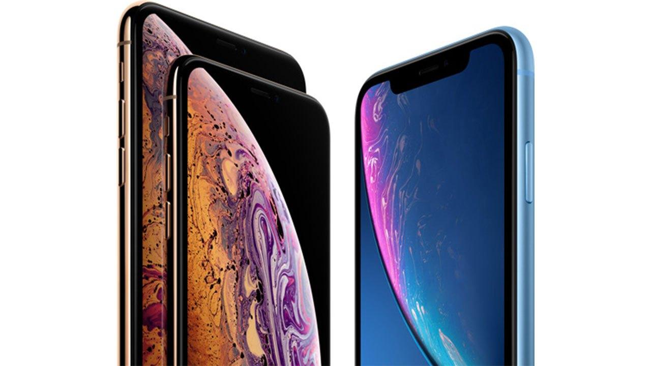 neuen Apple iPhones XS, XS Max ...