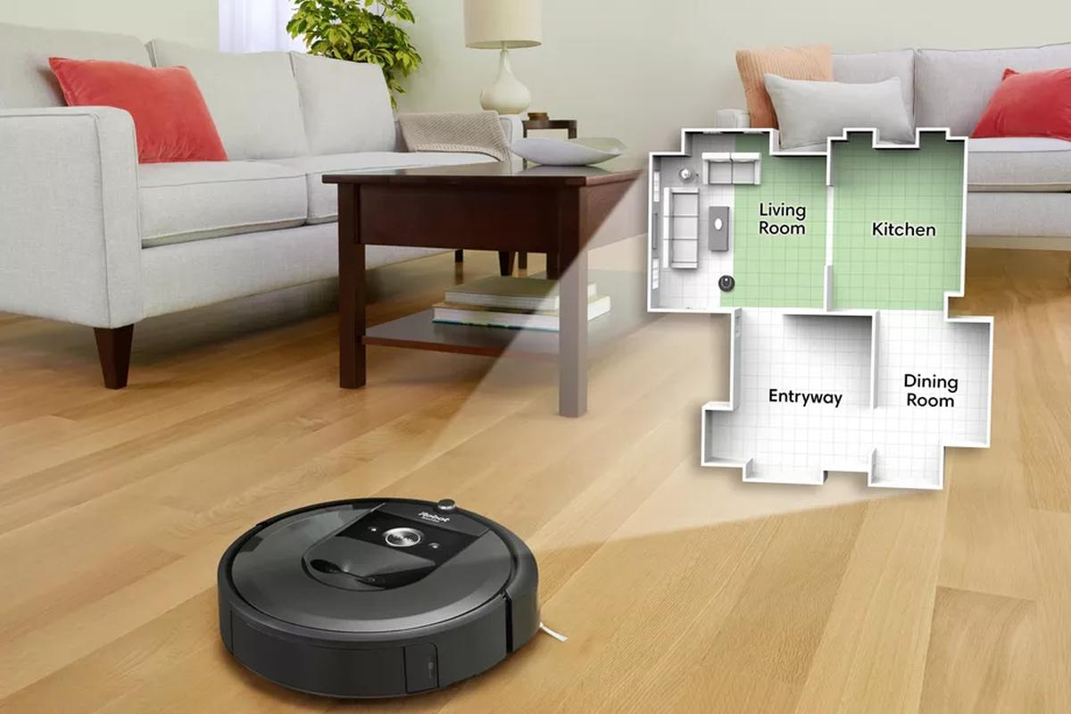 irobot home map