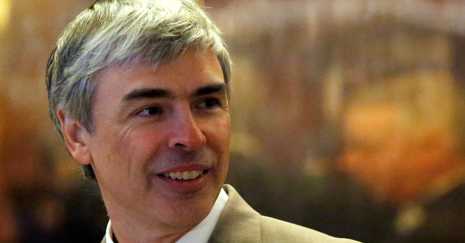larry page 2017