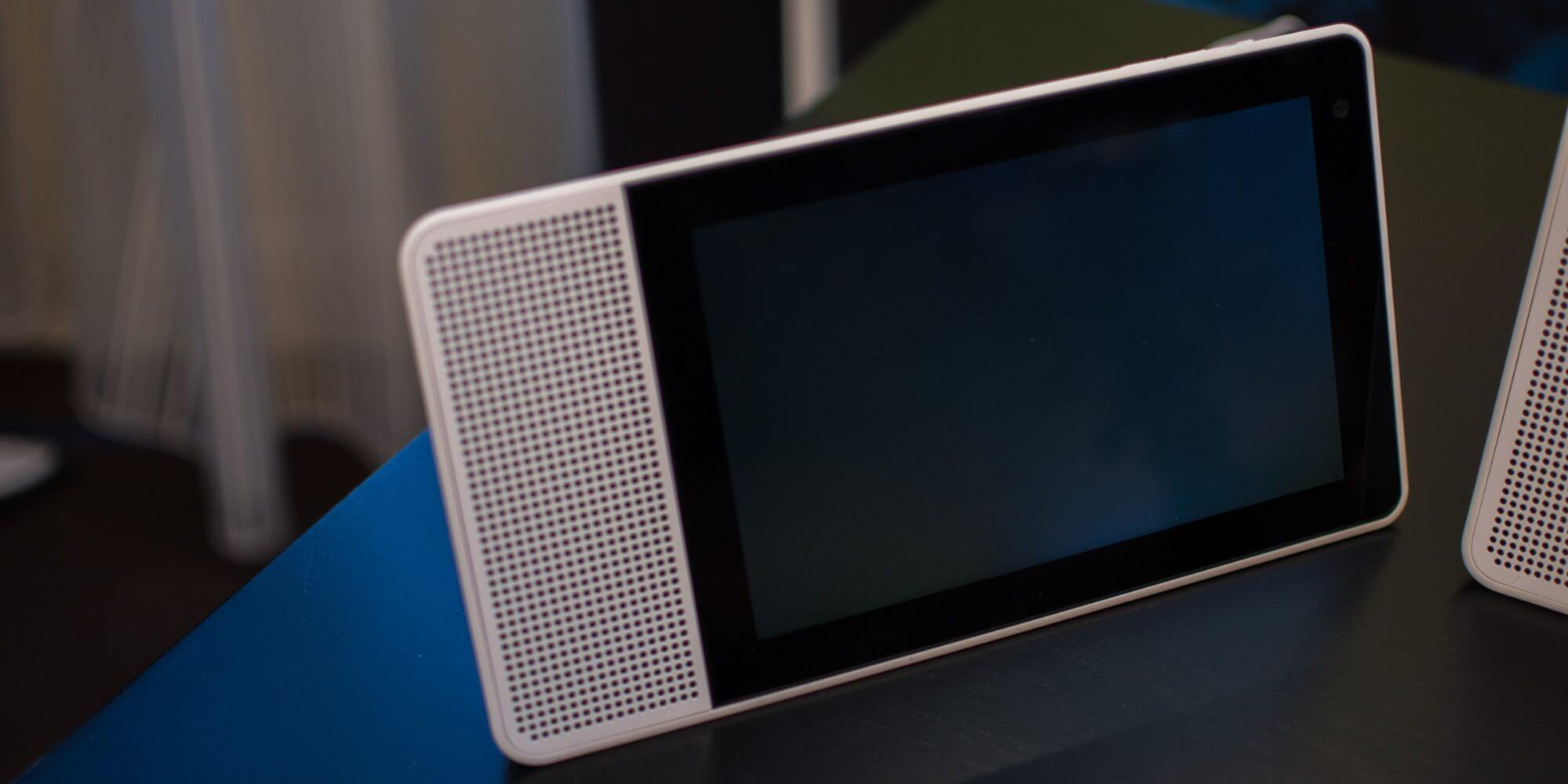 Lenovo Smart Display Google Assistant