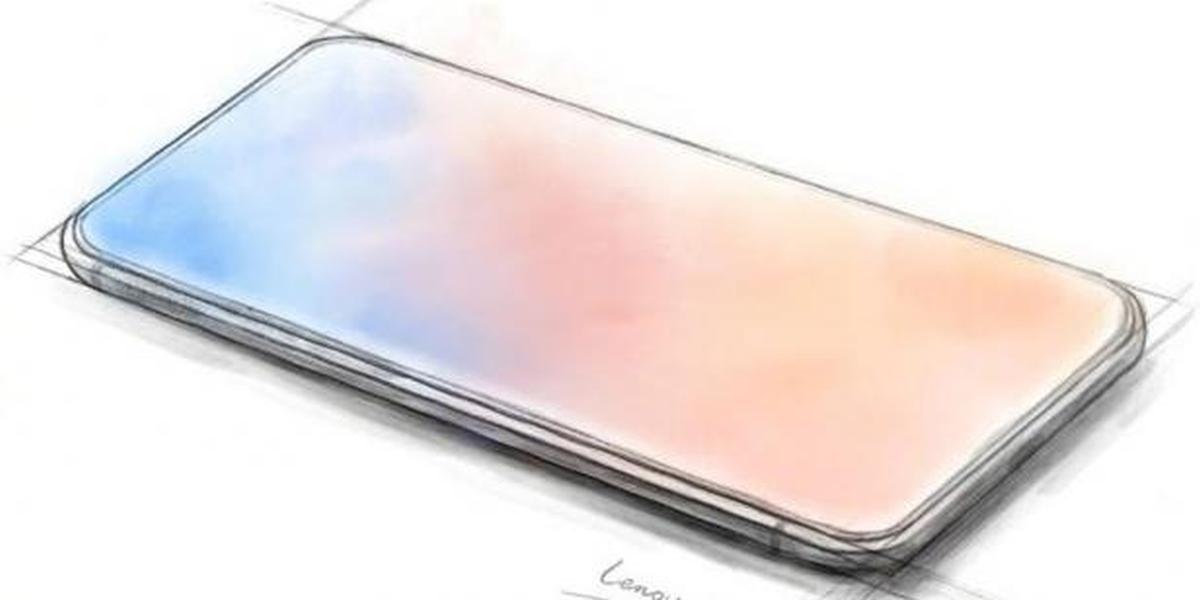 lenovo smartphone teaser