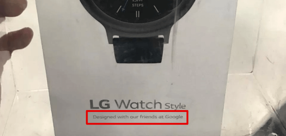 lg watch style design