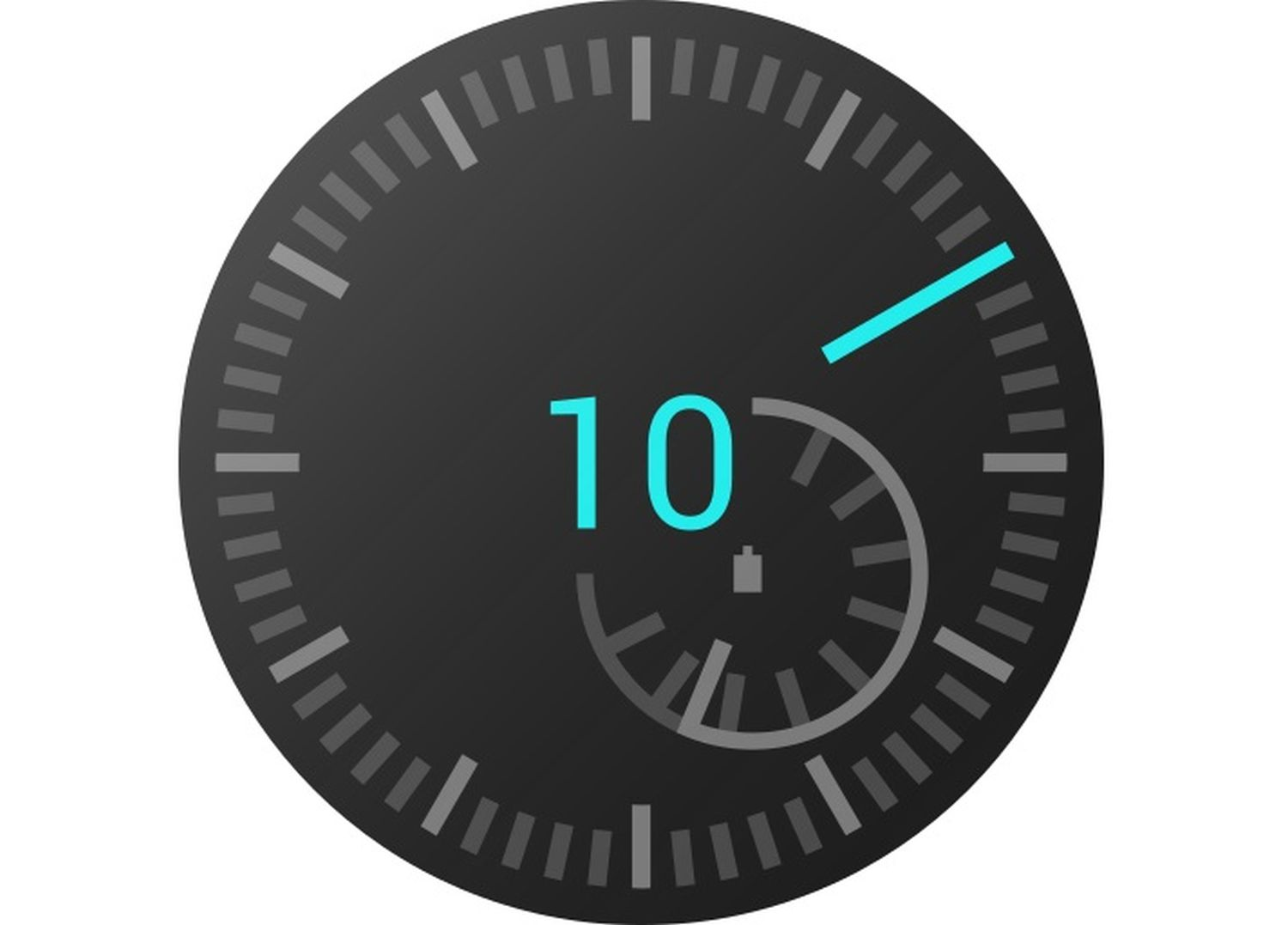 line watch face cover