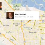 Google+ Locations