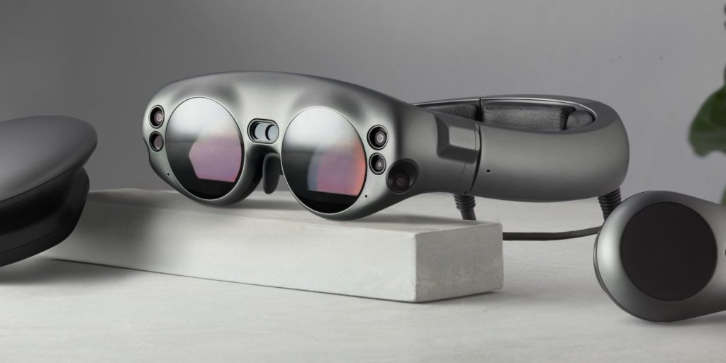 magic leap brille
