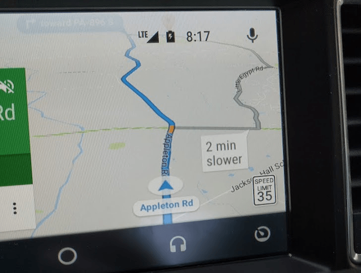 maps-auto-speed