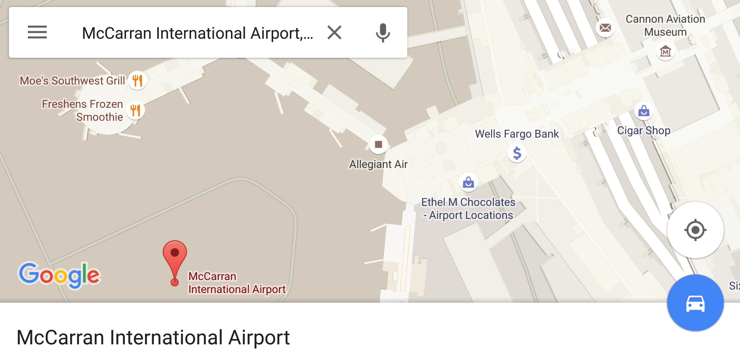 maps indoor