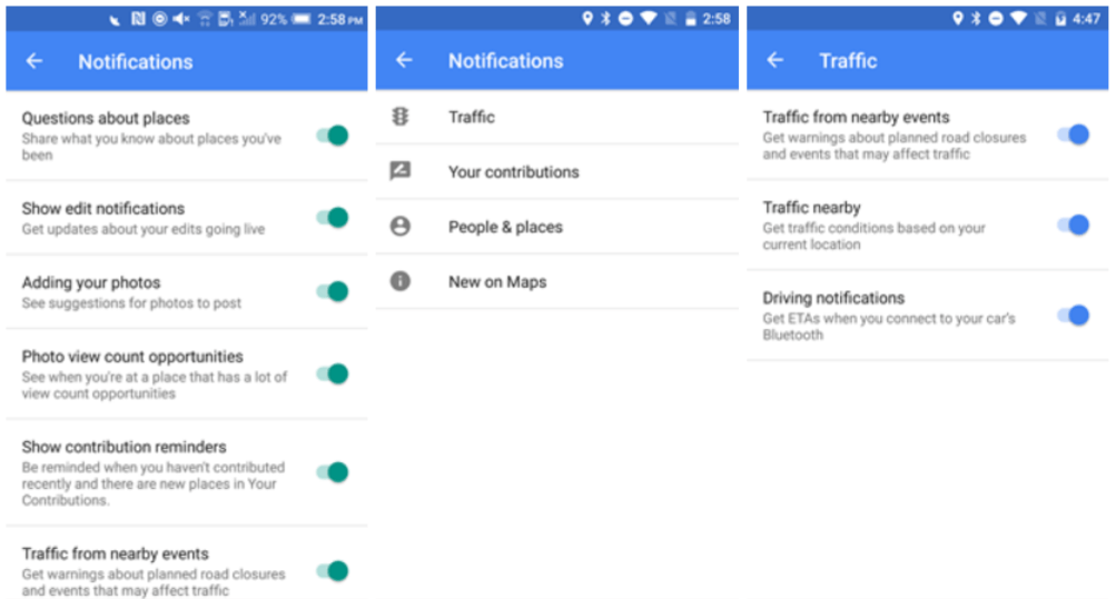 maps-notifactions